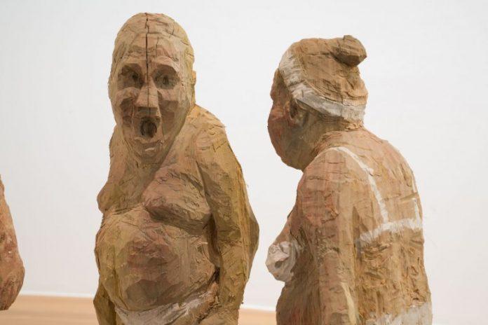 ÁLVARO DE LA VEGA en el museo de arte contemporáneo de Vigo