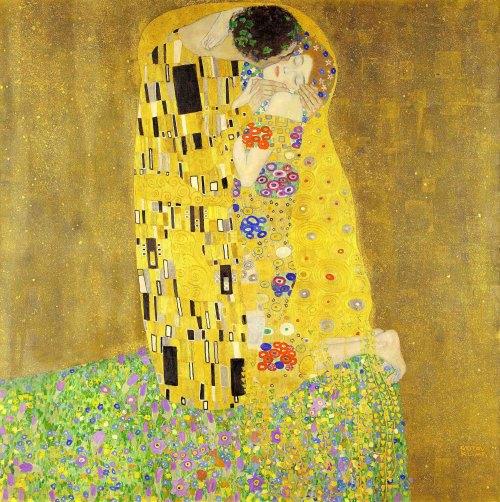 El Beso de Gustav Klimt y 10 pinturas más