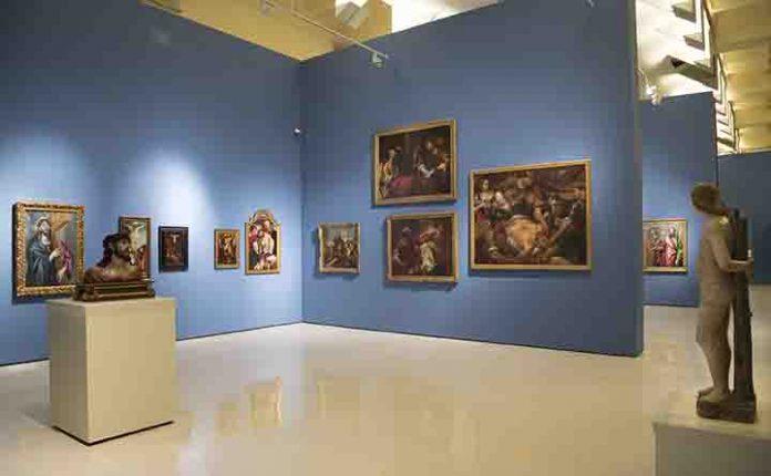 Colección de Renacimiento y Barroco en el MNAC