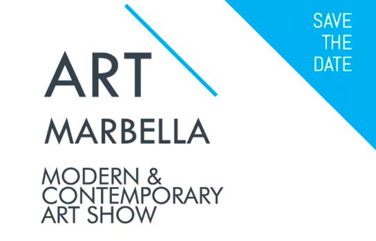 Feria de arte contemporáneo en Marbella
