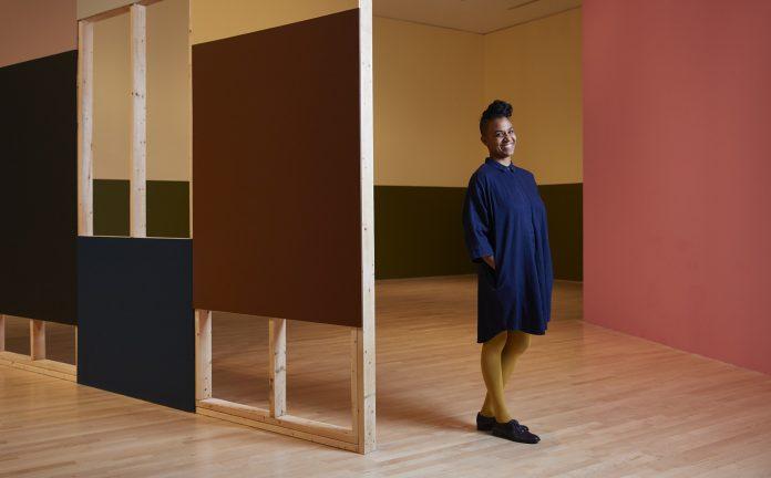 Kapwani Kiwanga artista canadiense