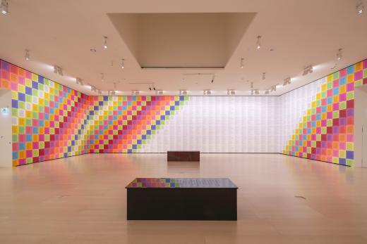 Exposición de Jenny Holzer en Bilbao