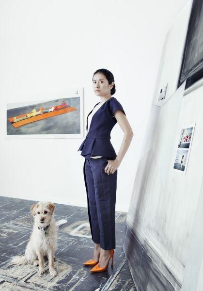 Sandra Gamarra artista