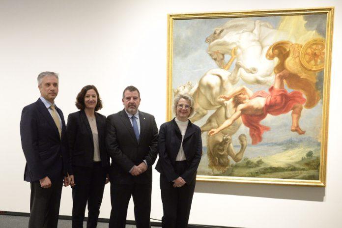 """""""Arte y mito. Los dioses del Prado"""" en CaixaForum Zaragoza"""