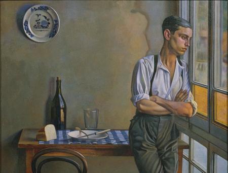 Museus de Sitges El Realismo de entreguerras