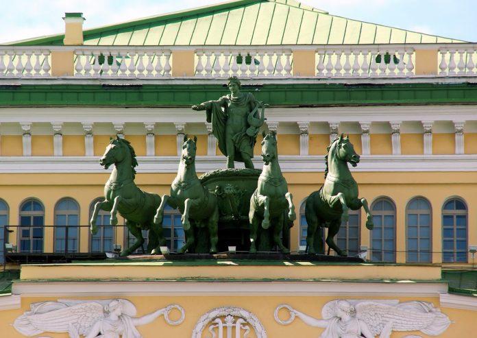 Teatro Mariinsky historia
