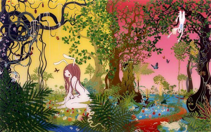 Chiho Aoshima, artista japonesa,