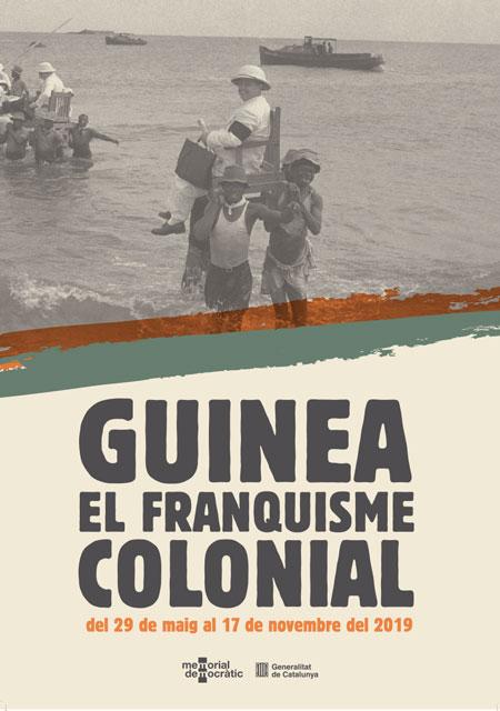 Muestra de la represión franquista de Guinea Ecuatorial en Barcelona