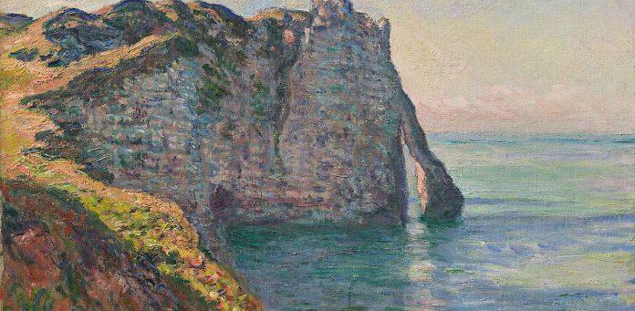 Claude Monet fue un famoso pintor francés cuya obra dio nombre al movimiento artístico Impresionismo, que se ocupaba de capturar la luz y las formas naturales.