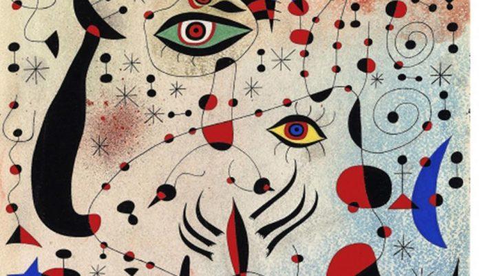 Joan Miró nació el 20 de abril de 1893 en Barcelona, España.Su padre era un herrero de oro y relojero.Joan Miró tuvo una temprana pasión por el arte, y tomó clases de dibujo mientras estaba en la escuela primaria. Sin embargo, en cuanto a sus otras clases, lo hizo bastante mal.El arte era lo único en lo que sobresalía.En 1907, se matriculó en la Escuela de Artes Industriales y Bellas Artes de Barcelona, la Lonja, y permaneció allí hasta 1910.