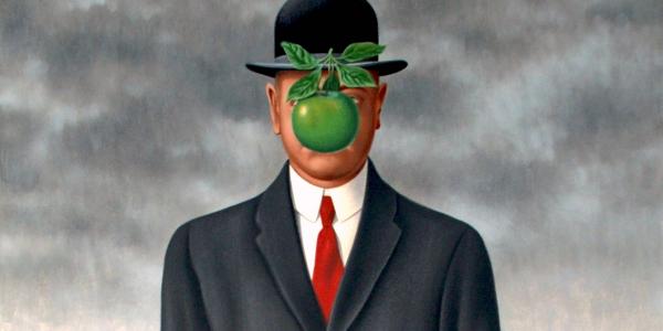 René Magritte , (21 de noviembre de 1898, Lessines, Bélgica, 15 deagostode 1967, Bruselas), artista belga, uno de lospintoressurrealistas más destacados.Sus obras se caracterizaron por símbolos particulares: el torso femenino, el