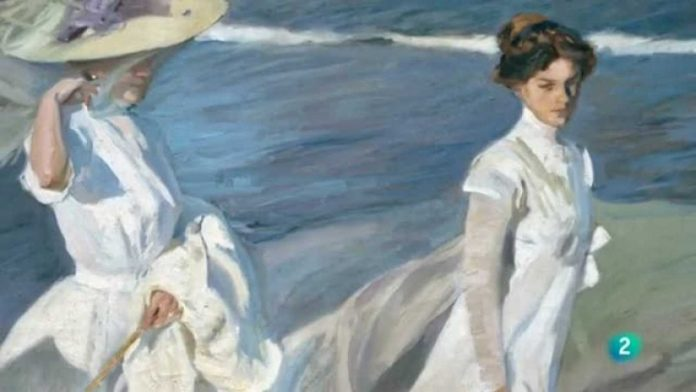 Joaquín Sorolla y Bastida , (nacido el 27 de febrero de 1863, Valencia , España; fallecido el 10 de agosto de 1923, Cercedilla), pintor español cuyo estilo era una variante del impresionismo y cuyas mejores obras, pintadas al aire libre, retrata vívidamente la soleada costa de Valencia.