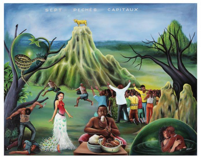 Pierre Bodo Pambu nació en 1953 en Mandu, República Democrática del Congo. Vivió y trabajó en Kinshasa. Bodo Pambu fue uno de los fundadores y defensores clave junto conMokeyChéri Samba de lo que se conoce como