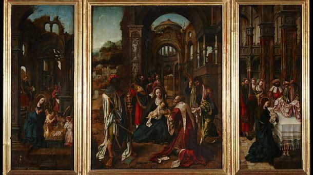"""La exposición """"De Rubens a Van Dyck. La pintura flamenca en la Colección Gerstenmaier"""" traza un recorrido desde el siglo XV hasta principios del siglo XVIII. A través de 42 obras podremos apreciar las principales características de esta pintura."""