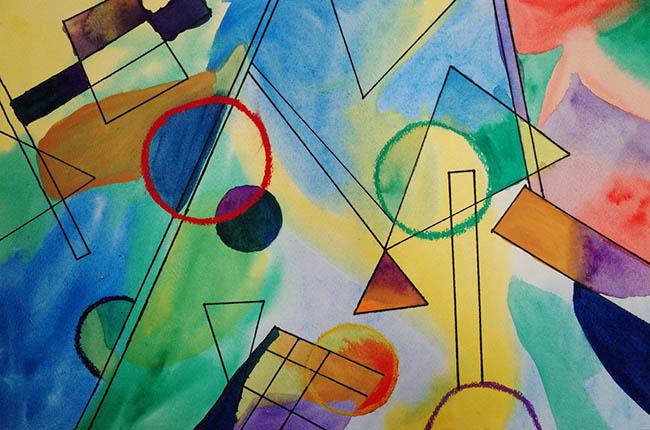 La abstracción significa literalmente el distanciamiento de una idea de referentes objetivos. Eso significa, en las artes visuales, alejar una representación de cualquier punto de referencia literal y representativa. También puede llamar al arte abstracto arte no representativo.