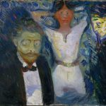Obras de Edvar Munch