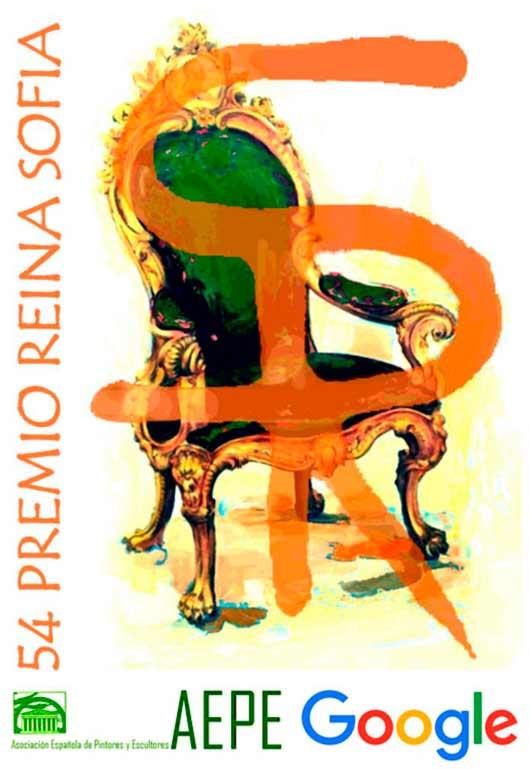 Convocado el 54 Premio Reina Sofía de pintura y escultura La Asociación Española de Pintores y Escultores, en colaboración con Google, convoca el 55 Premio Reina Sofía de Pintura y Escultura 2020, un galardón que por primera vez se abre a la participación de cualquier artista del mundo en estas dos disciplinas.