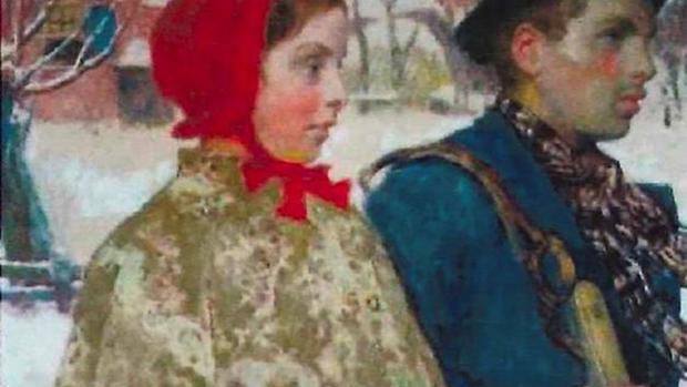 La pintura robada por los nazis que vuelve a sus legítimos dueños 87 años después