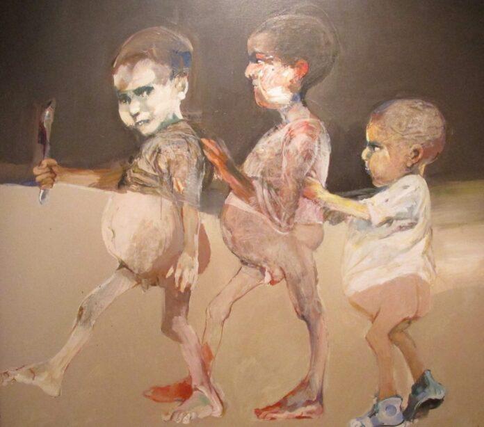 Pintor, dibujante y grabador argentino, adscrito al movimiento del realismo social, nacido en Tunuyán, Mendoza (Argentina), en 1929.
